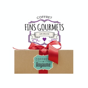 Coffret Fin Gourmet 8
