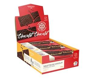 Tablette de chocolat noir des Pères-Trappistes