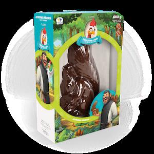 Écureuil chocolat