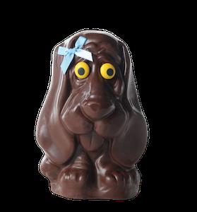 Piteux pitou Chocolat Lulu