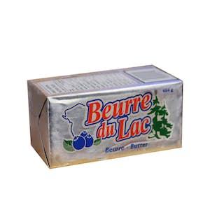 Beurre du lac - Fromagerie St-Laurent