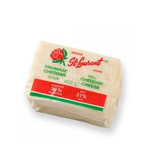 Fromage Cheddar en meule 400 g - frais du jour - St-Laurent (duplicate)