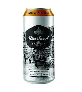 Bière - Bitter/Rousse - Riverbend