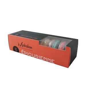 Macaron boîte Épicurienne - Makabon