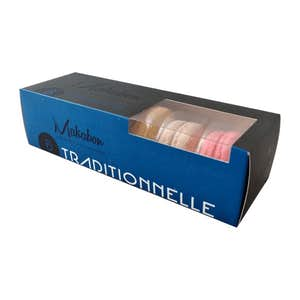 Macarons Boîte Traditionnelle - Makabon