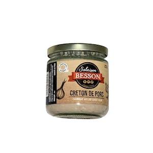 Creton de porc - Salaison Besson