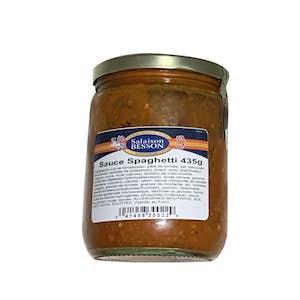 Sauce spaghetti - Salaison Besson