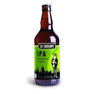 Bière - INDIA PALE ALE IPA - La Chouape