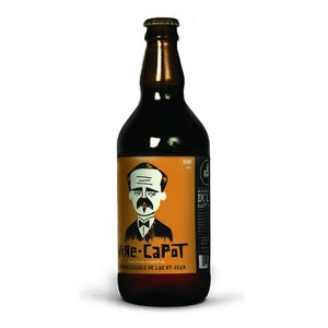 Bière Vire-capot - Microbrasserie du Lac