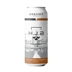Bière rousse / ALE / HJB / BEEMER