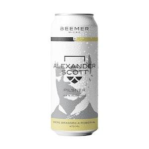 Bière Pilsner / Alexander Scott / BEEMER