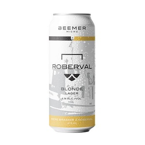 Bière blonde / Lager / BEEMER