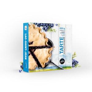 Tarte bleuets sauvages - Délices du Lac-Saint-Jean