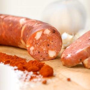 Chorizo d'agneau - 150 à 175g