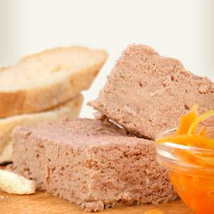 Pâté de foie d'agneau - 150g - Orée