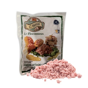 Jambon cuit haché - Fortin Charcutier