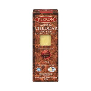 Cheddar Medium - Fromagerie Perron