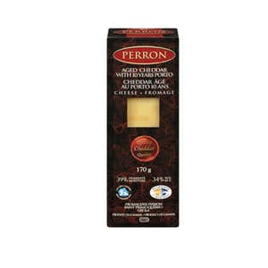 Cheddar Porto - Fromagerie Perron