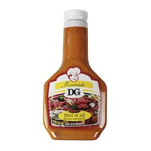 Marinade miel et ail - Sauce et marinade DG