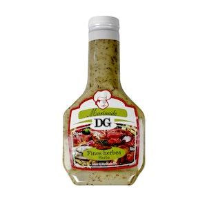 Marinade fines herbes - Sauce et marinade DG