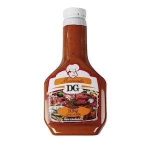 Marinade BBQ piquante - Sauce et marinade DG