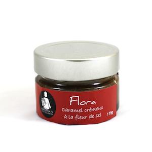 Caramel crémeux à la fleur de sel - Flora