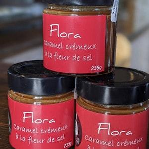Caramel crémeux à la fleur de sel (212ml)