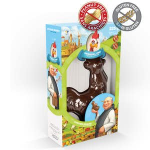 Coq duc chocolat au lait - 225g
