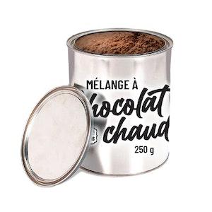 Mélange chocolat chaud