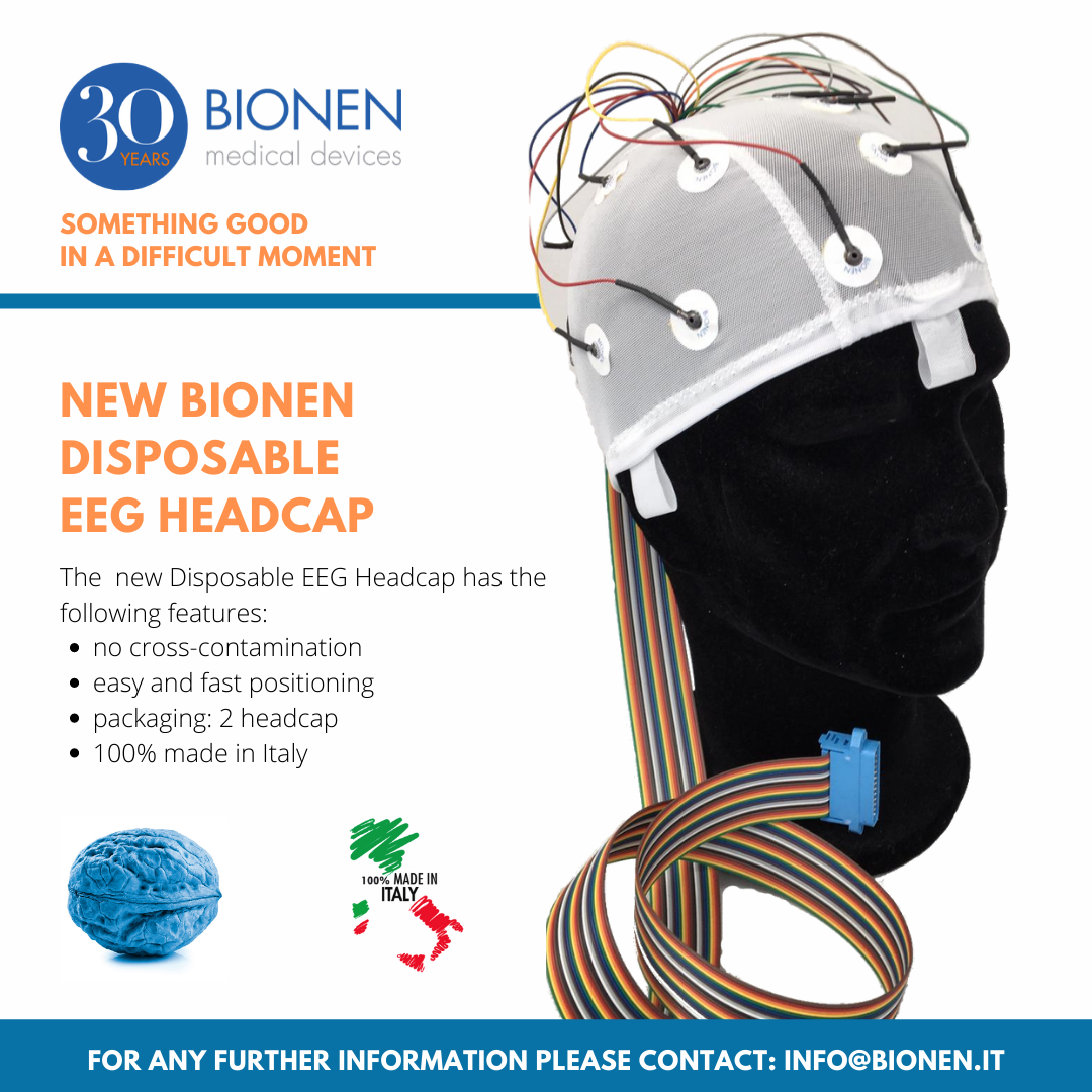 STDM Disposable EEG headcap