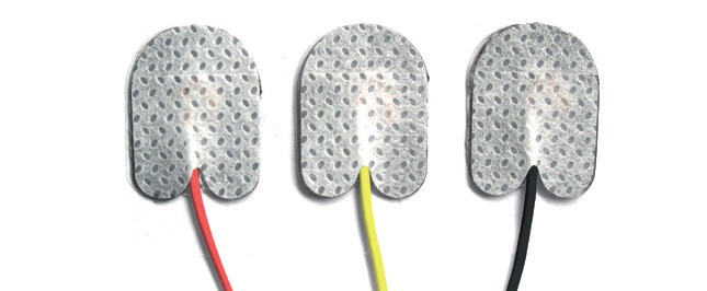 STDM Adhesive electrodes