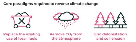 SkyMining reversing climate change