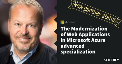 Blog post image for blog post with title Modernization of Web Applications in Microsoft Azure advanced specialization