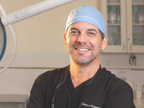 Breast Surgeon Dr. Kevin Brenner