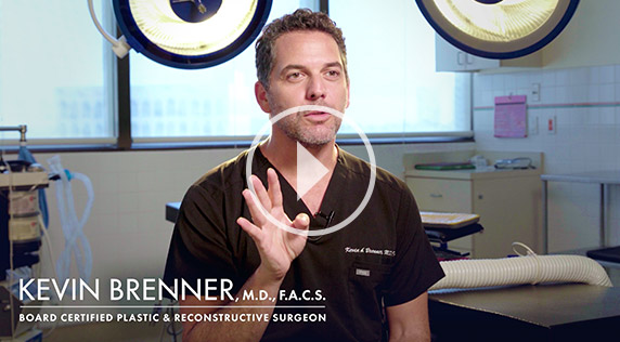 Dr. Brenner video about Breast Augmentation in Beverly Hills