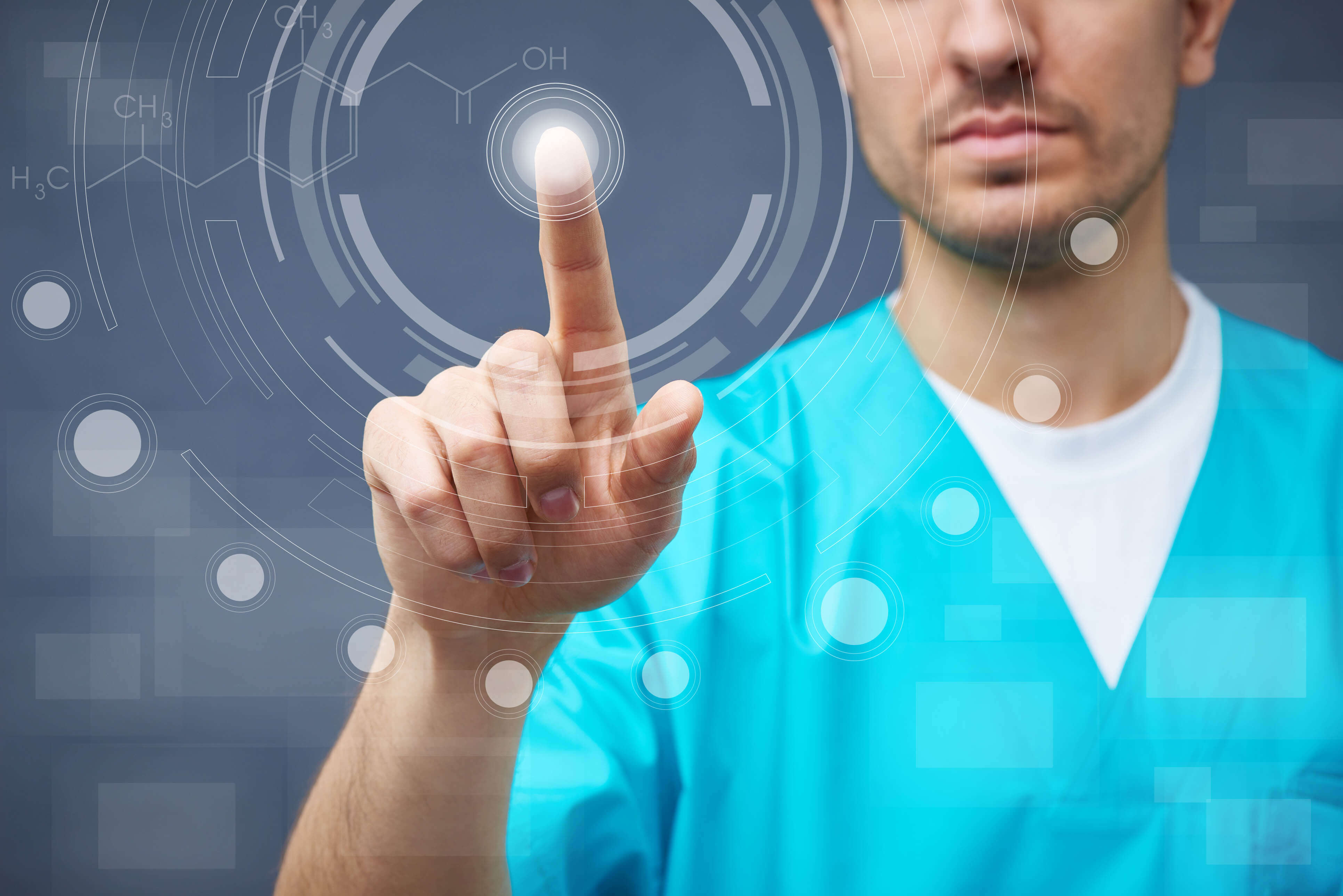 How technology is shaping the healthcare industry Article Image
