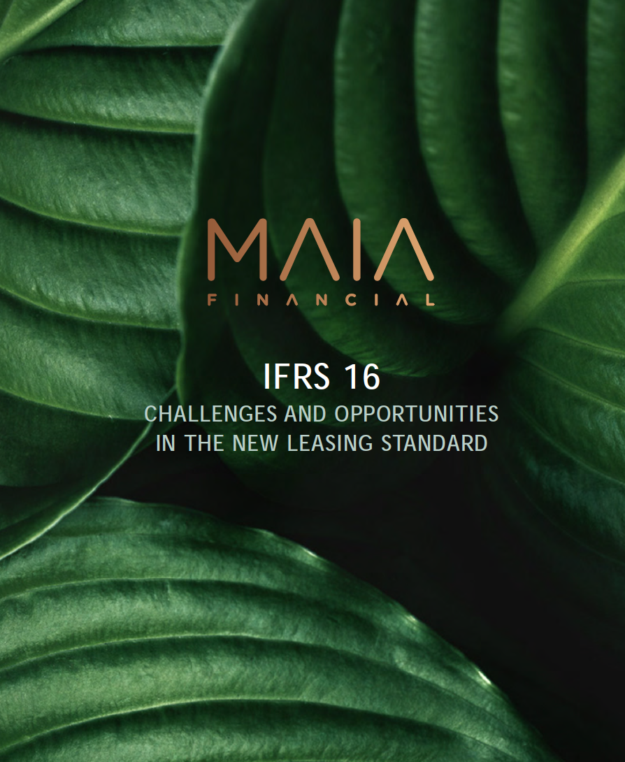 CHALLENGES AND OPPORTUNITIES IN THE NEW LEASING STANDARD