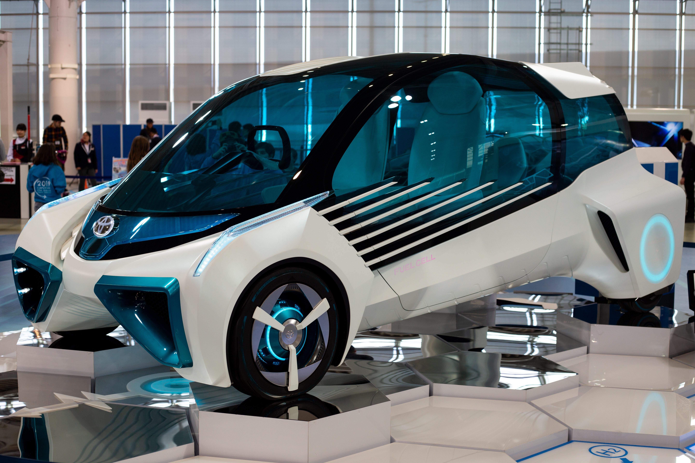 Advanced Hydrogen Cars