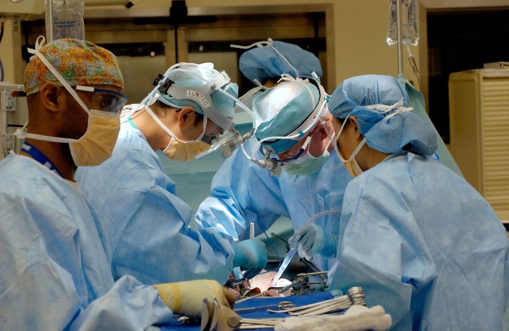 Surgical Instruments, Defibrillation & Medical Supplies