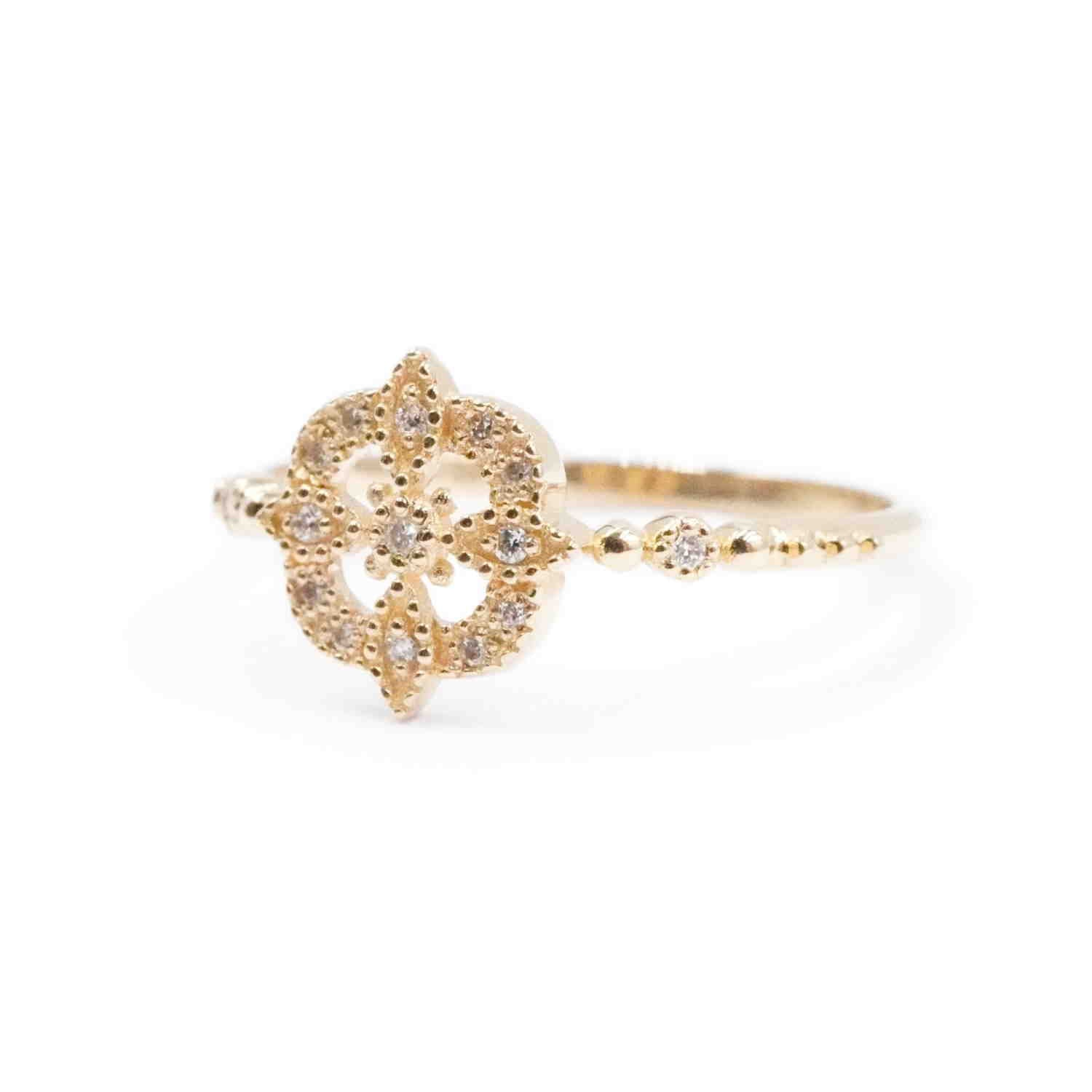 bague gina star diamants