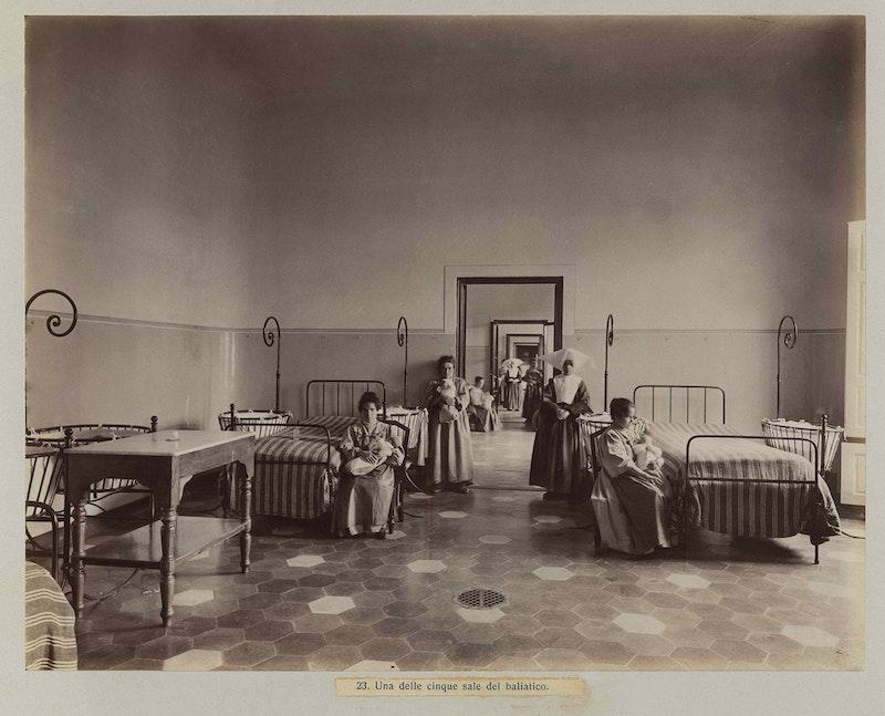 Istituto degli Innocenti - historical image