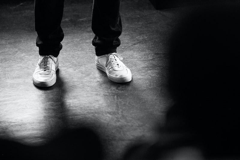 David Fischer - shoes