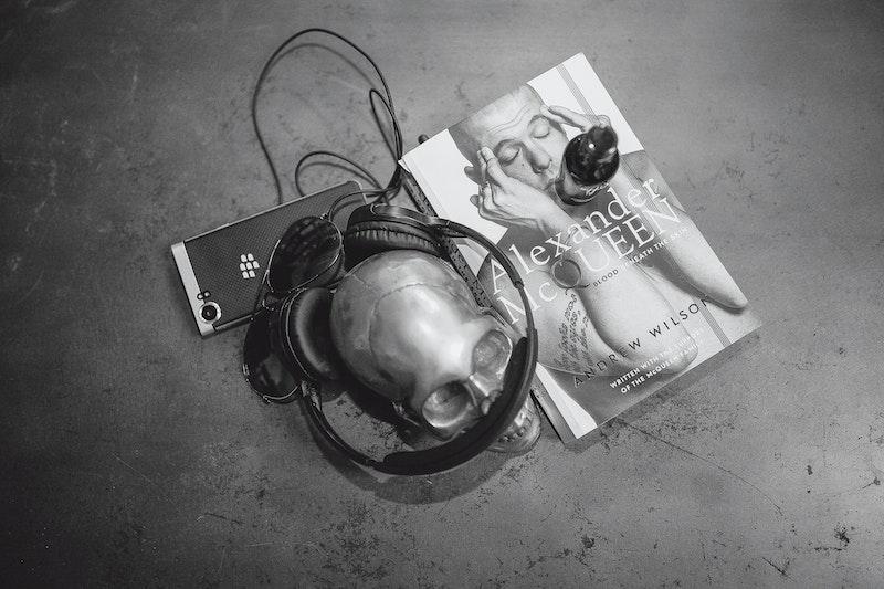 Danilo Venturi - Branding the Subconscious, Skull headphones