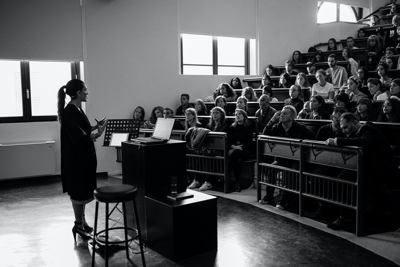 Sara Kozlowski - Guest Lecture at Polimoda