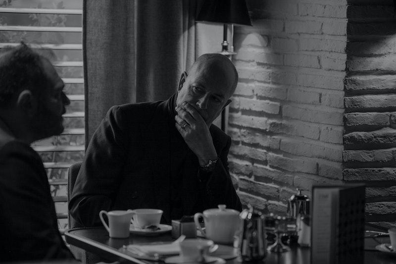 Dylan Jones - breakfast in Florence