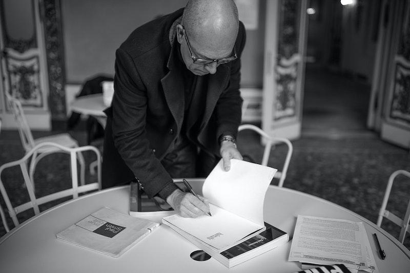 Dylan Jones - book signing