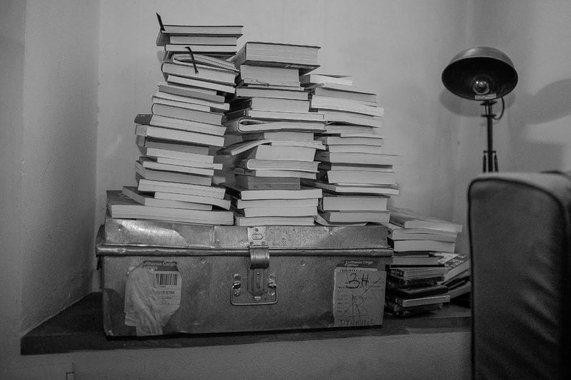 Danilo Venturi - book bag