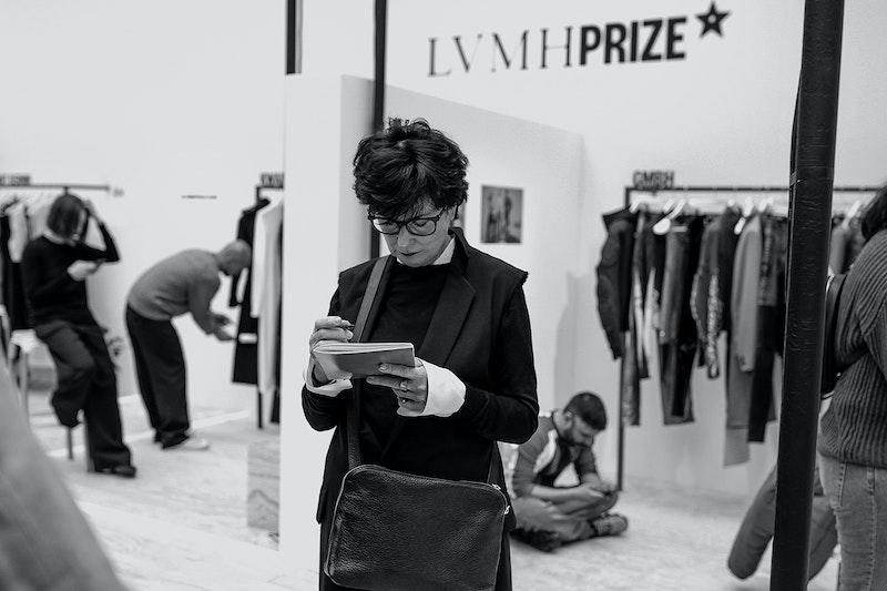 Linda Loppa - LVMH prize