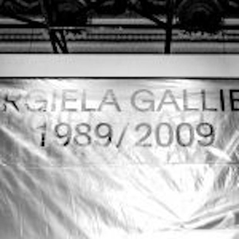 Margiela-Galliera 1989-2009