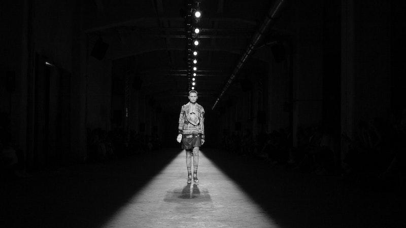 Giunia Guerrera - catwalk